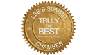 Lee's Summit Chamber of Commerce Truly the Best Business of the Year Nominee logo