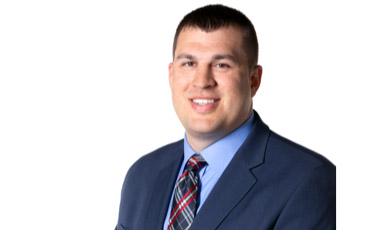 Jamison Bosch, Vice President and Lender for the Lead Bank community in Kansas City
