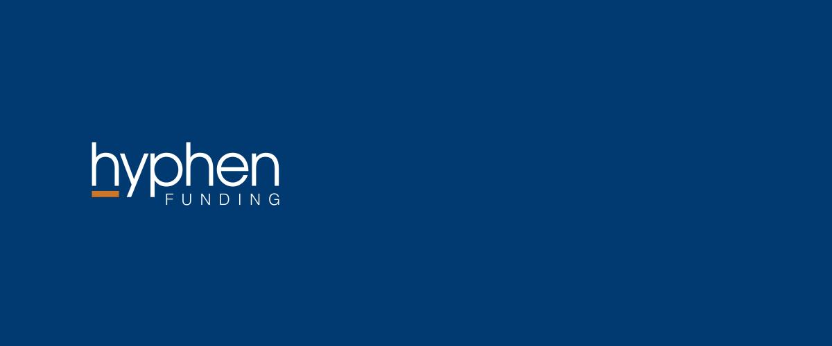 The Hyphen Funding fast online loans with Lead Bank logo