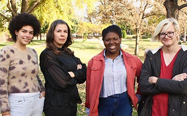 Lead Bank kansas city art institute emerging artists
