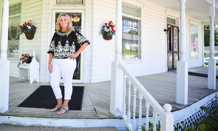 Flowers TLC, a Lead Bank Community Client