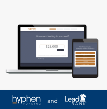 Hyphen Funding fast online loan screen shots