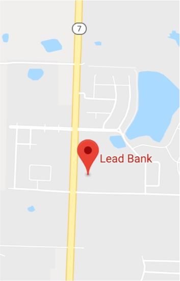 Lead bank Lee