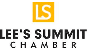 The Lee's Summit Chamber of Commerce logo