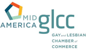 The Mid America Gay and Lesbian Chamber of Commerce logo