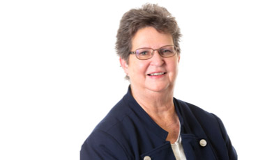Connie Pruden, Vice president and chief compliance and security officer for the Lead Bank community