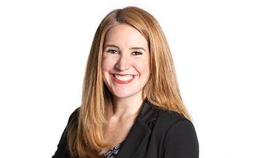 Julie Pine, chief regulatory officer at Lead Bank community bank in Kansas City